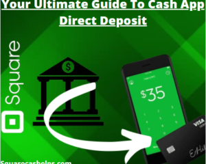 How does direct deposit work with Cash App?