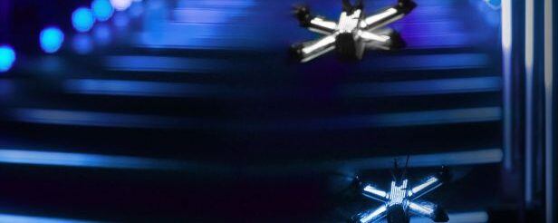 How's your heart rate during a drone race? This tech wants to find out